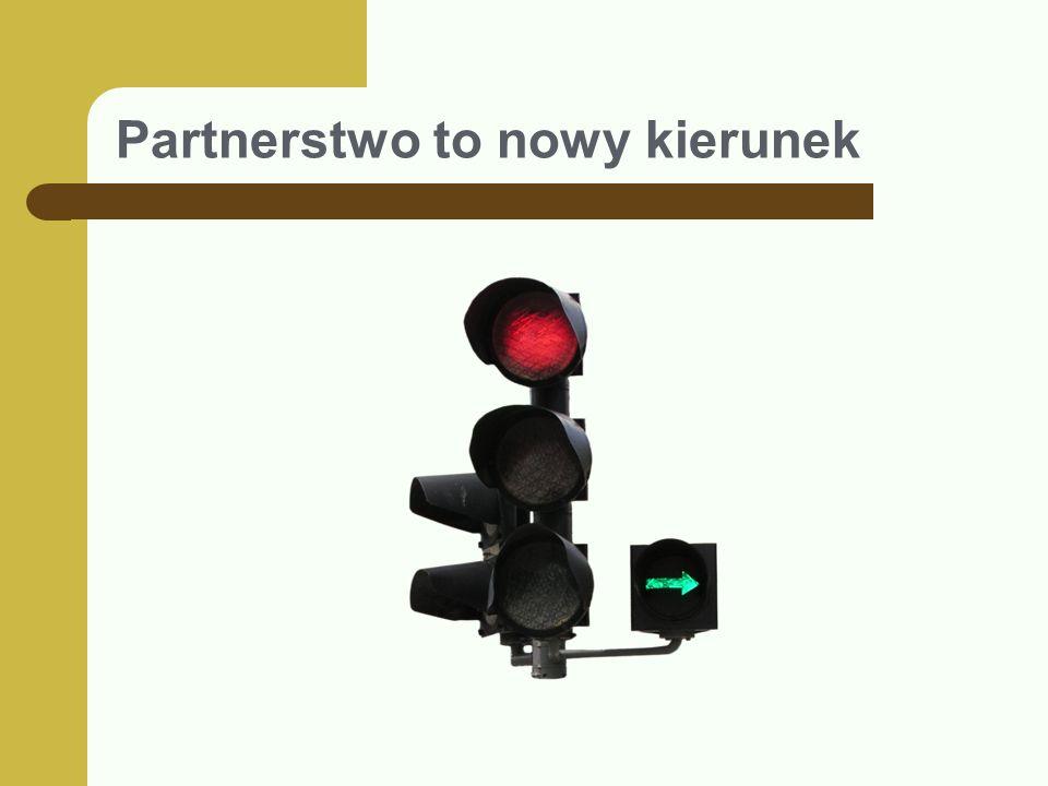 Partnerstwo to nowy kierunek