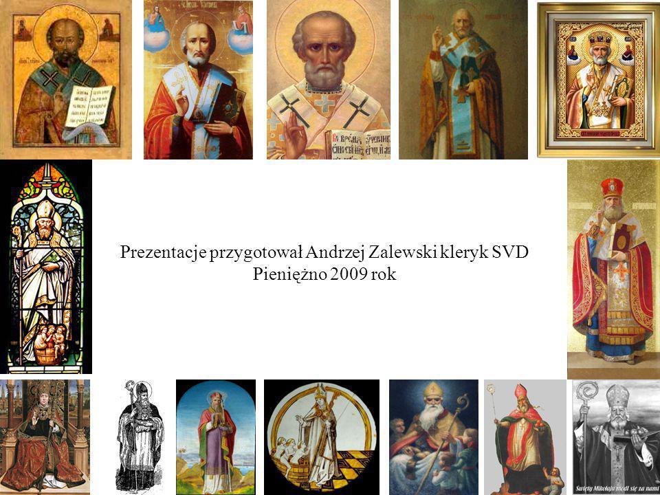 Prezentacje przygotował Andrzej Zalewski kleryk SVD Pieniężno 2009 rok