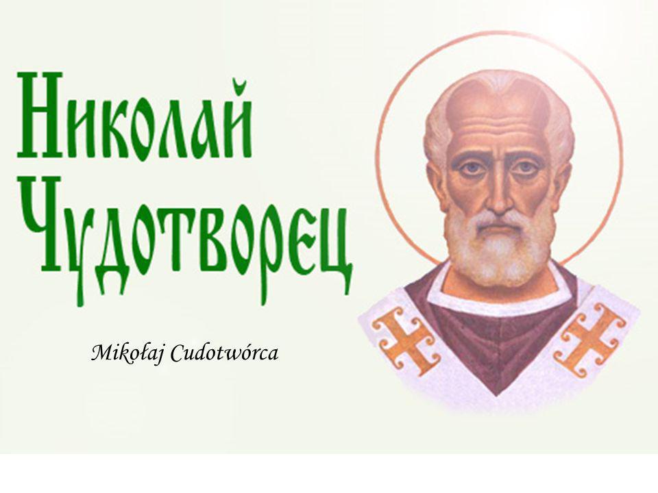 Mikołaj Cudotwórca