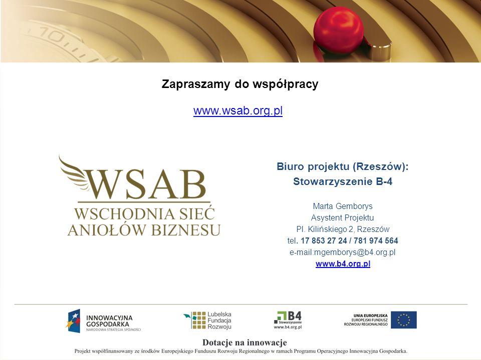 Biuro projektu (Rzeszów):