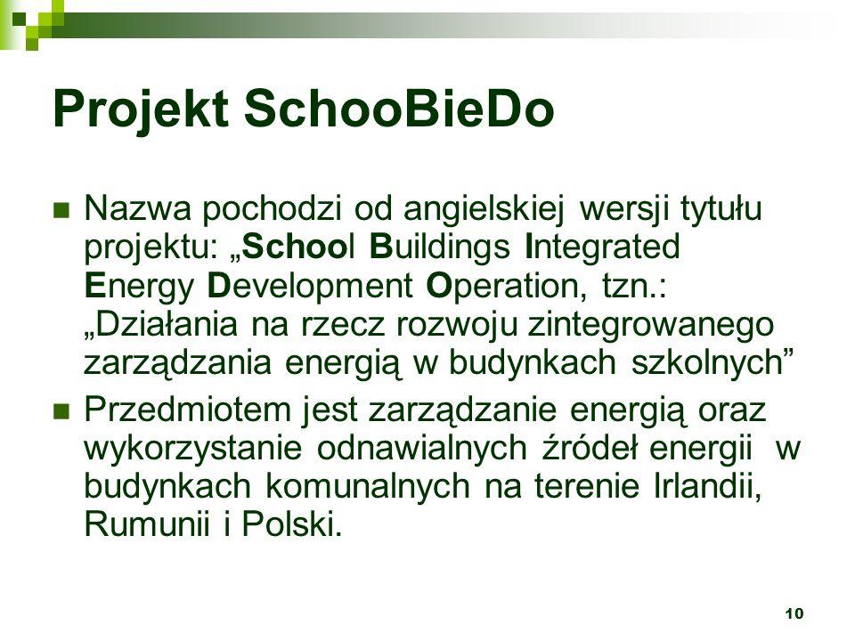 Projekt SchooBieDo