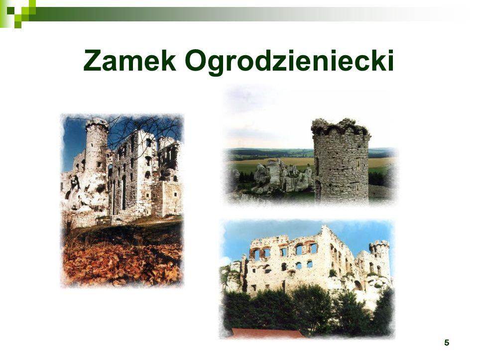 Zamek Ogrodzieniecki
