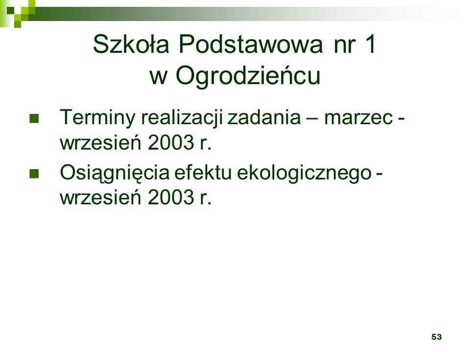 Szkoła Podstawowa nr 1 w Ogrodzieńcu