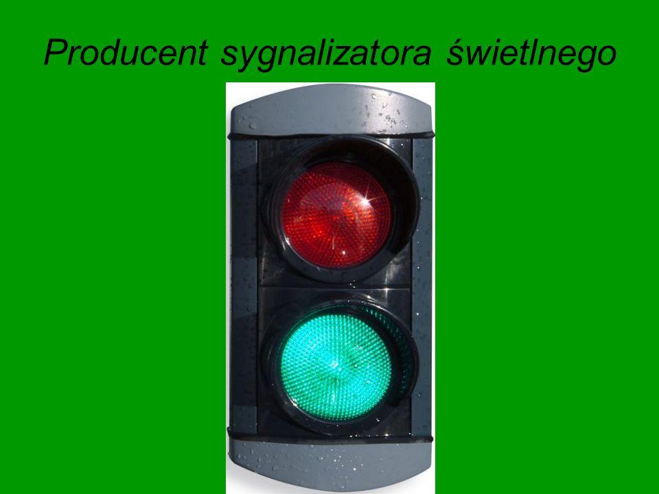 Producent sygnalizatora świetlnego