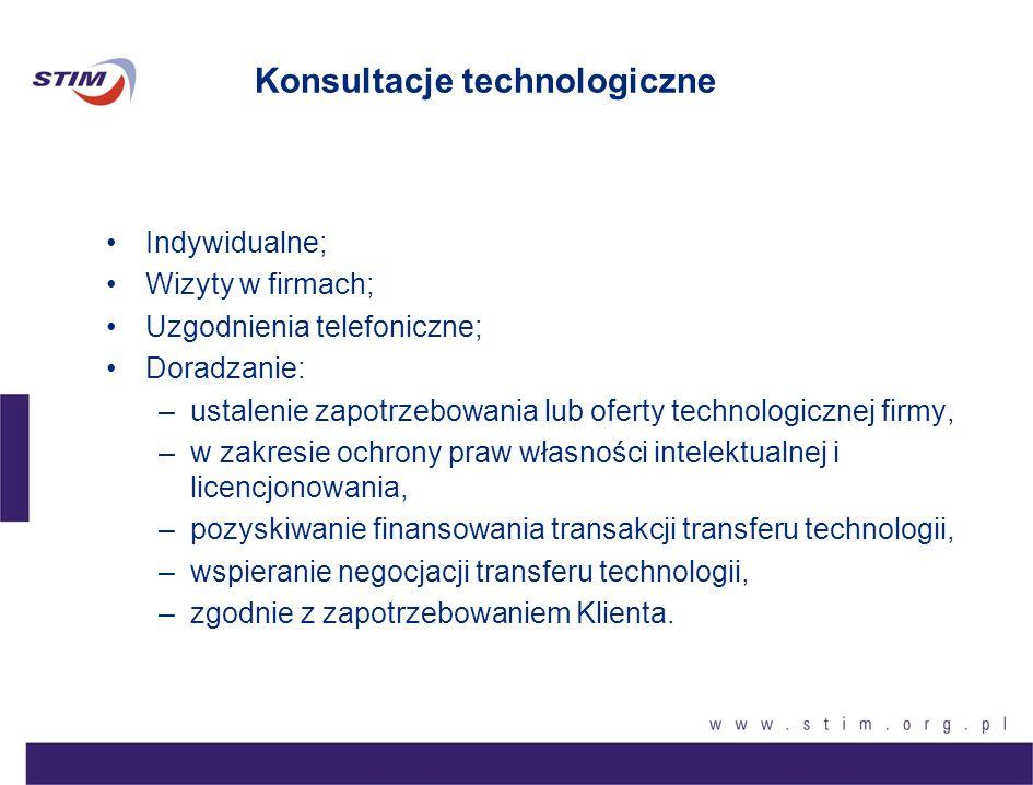 Konsultacje technologiczne