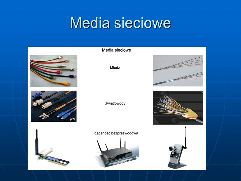 Media sieciowe