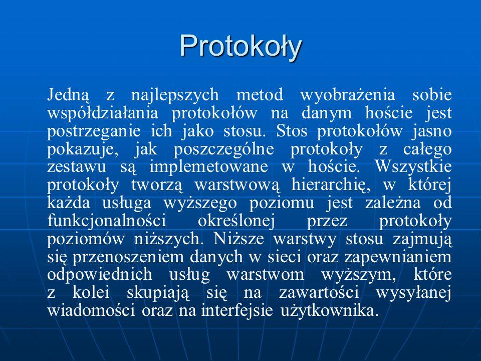 Protokoły