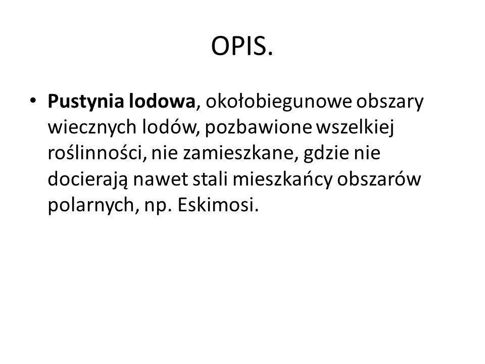 OPIS.