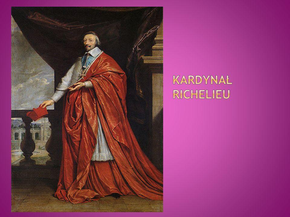 kardynał Richelieu