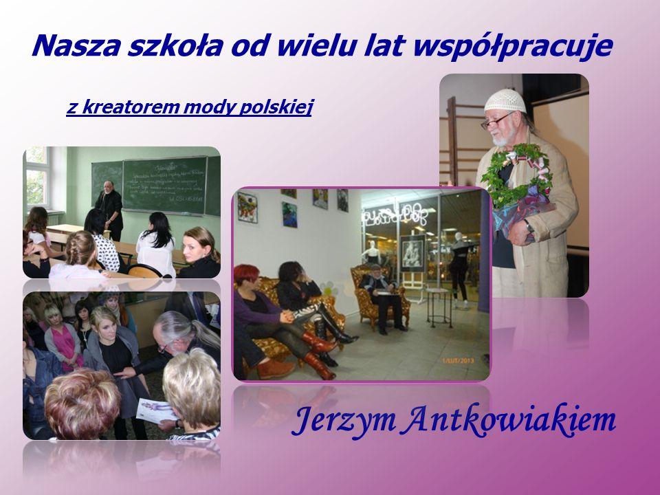 Nasza szkoła od wielu lat współpracuje