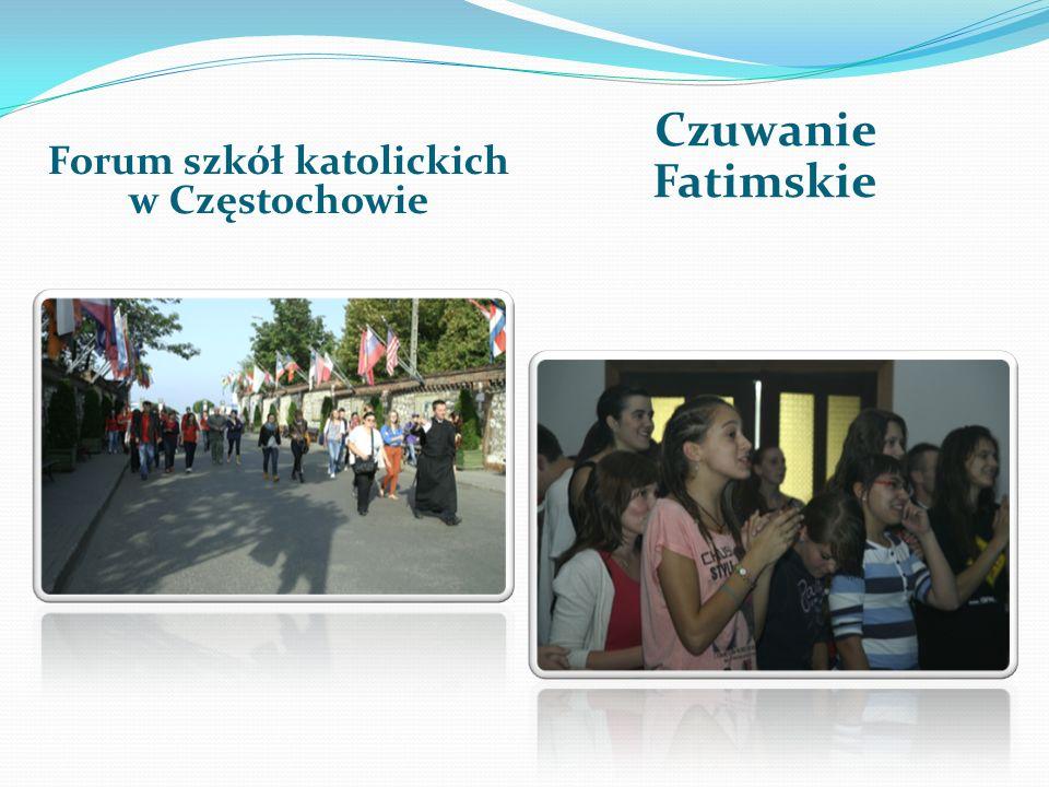 Forum szkół katolickich w Częstochowie