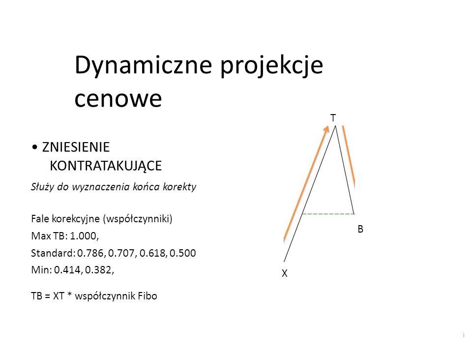Dynamiczne projekcje cenowe