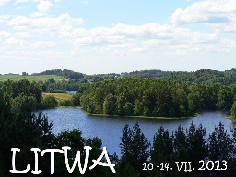 LITWA 10 -14. VII. 2013 2013