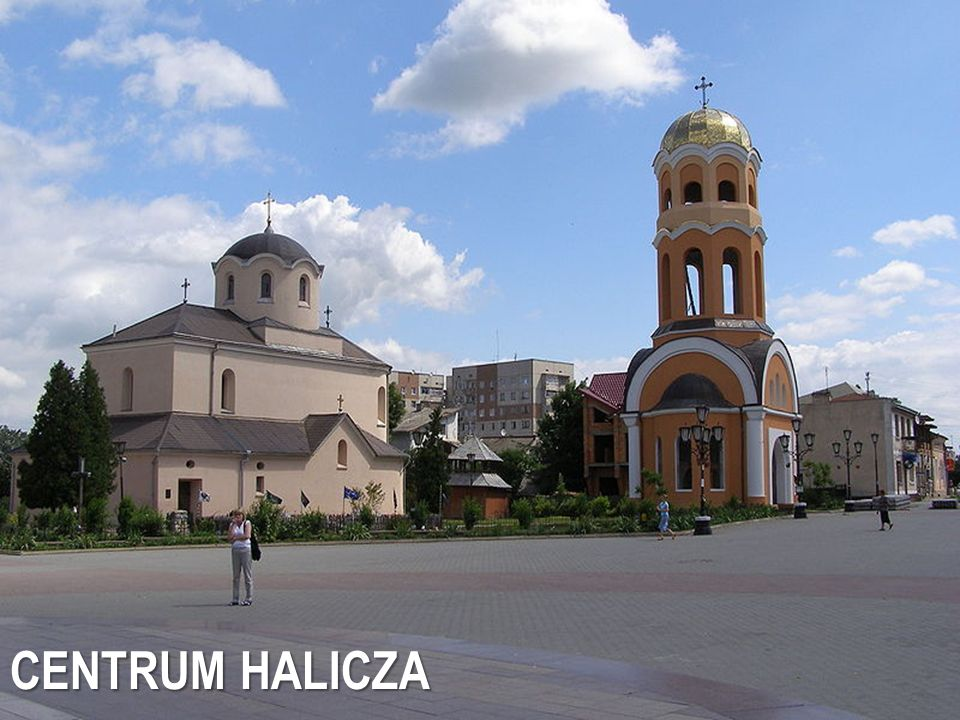 CENTRUM HALICZA
