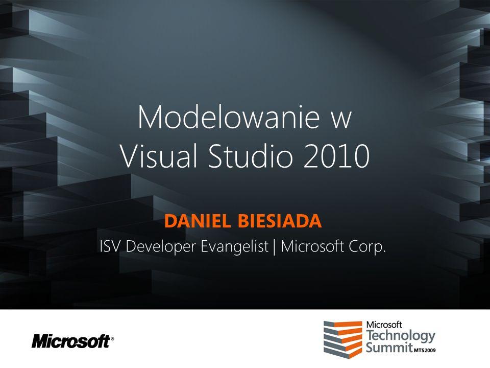 Modelowanie w Visual Studio 2010