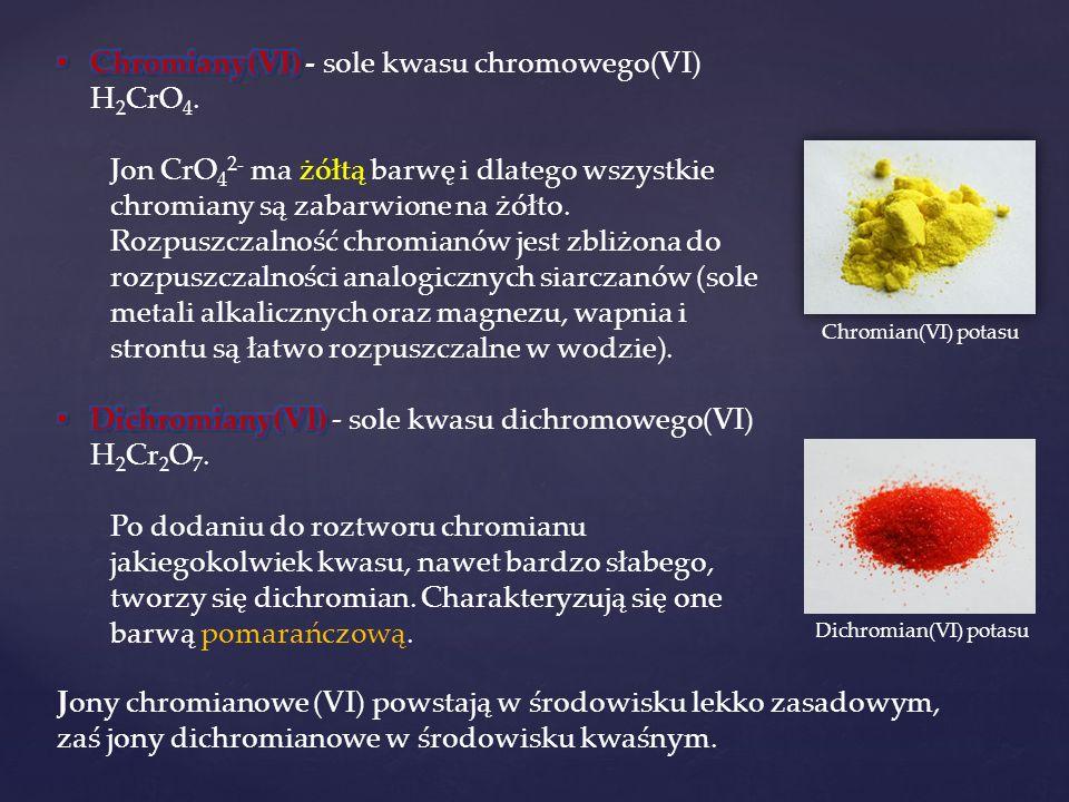 Dichromian(VI) potasu