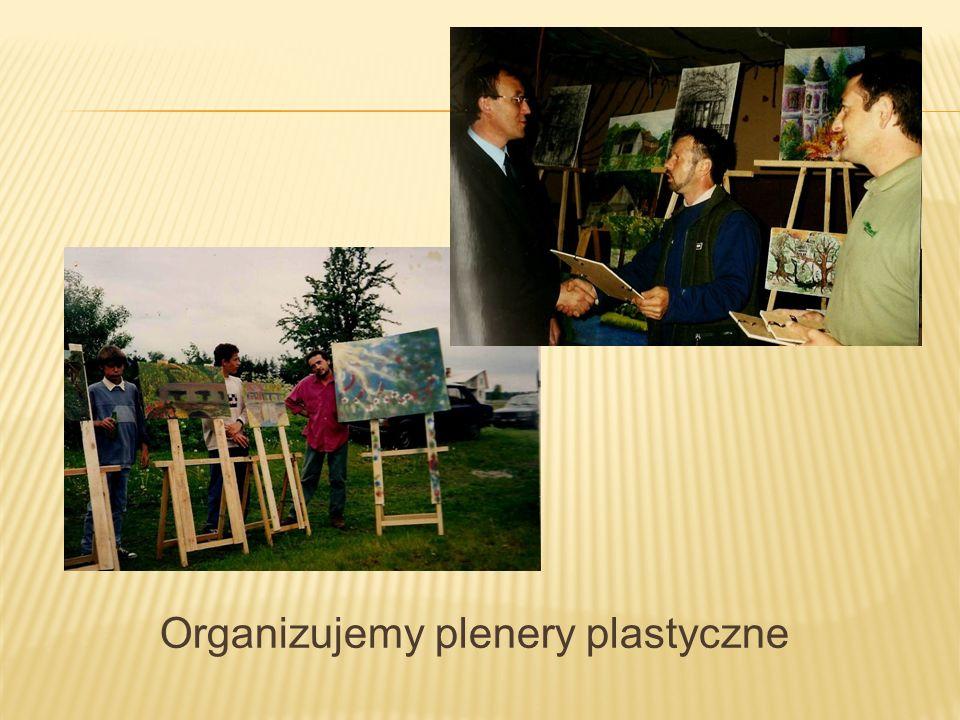 Organizujemy plenery plastyczne