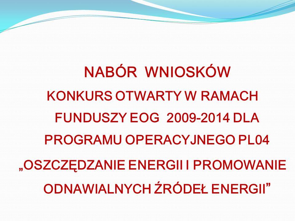 """""""OSZCZĘDZANIE ENERGII I PROMOWANIE ODNAWIALNYCH ŹRÓDEŁ ENERGII"""