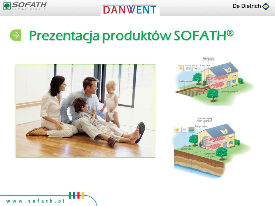 Prezentacja produktów SOFATH®