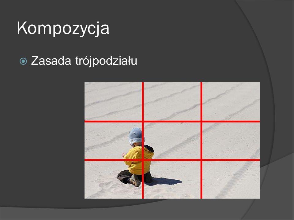 Kompozycja Zasada trójpodziału