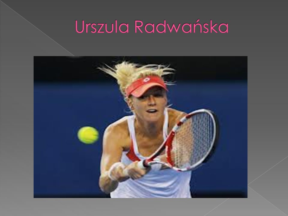 Urszula Radwańska