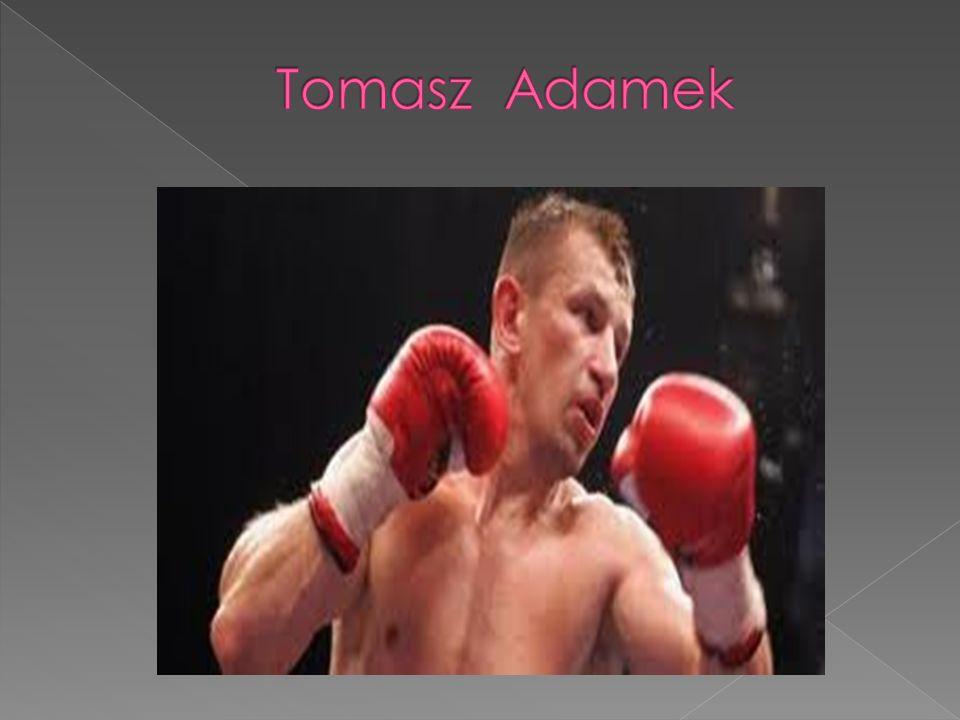 Tomasz Adamek