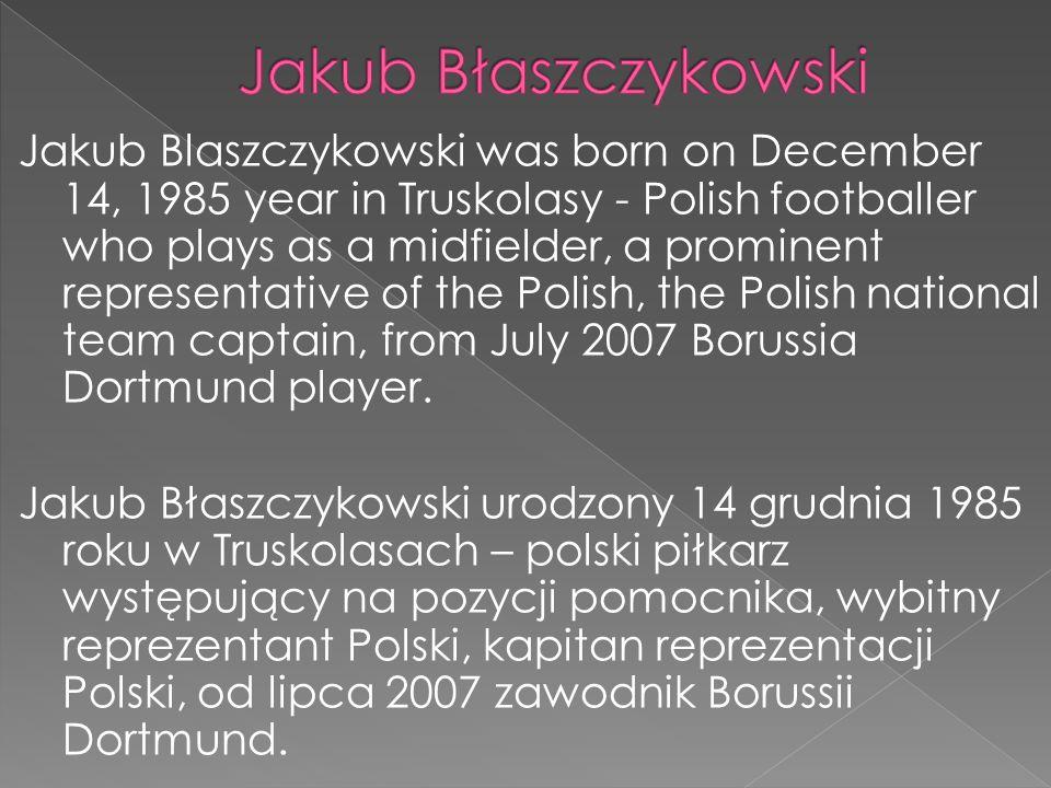 Jakub Błaszczykowski
