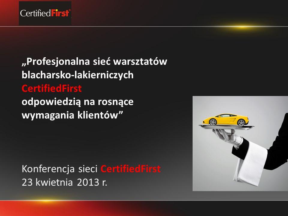 """""""Profesjonalna sieć warsztatów blacharsko-lakierniczych"""