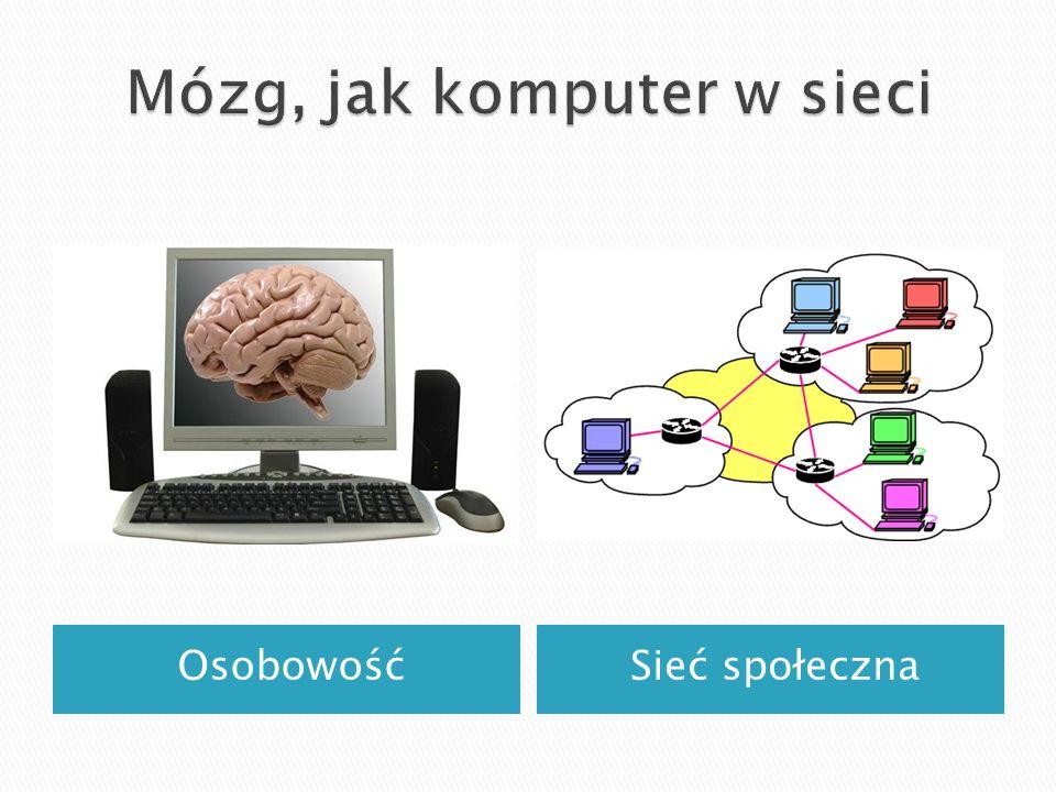 Mózg, jak komputer w sieci
