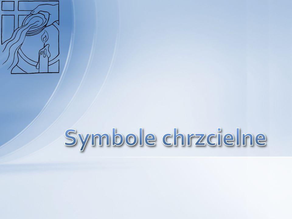 Symbole chrzcielne