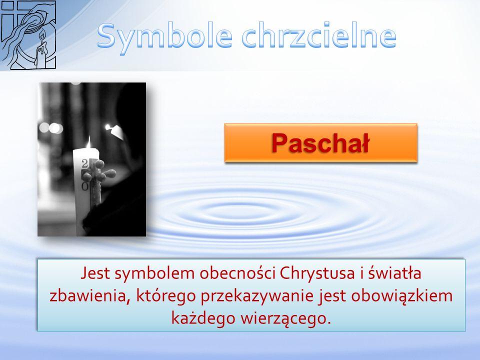 Symbole chrzcielne Paschał