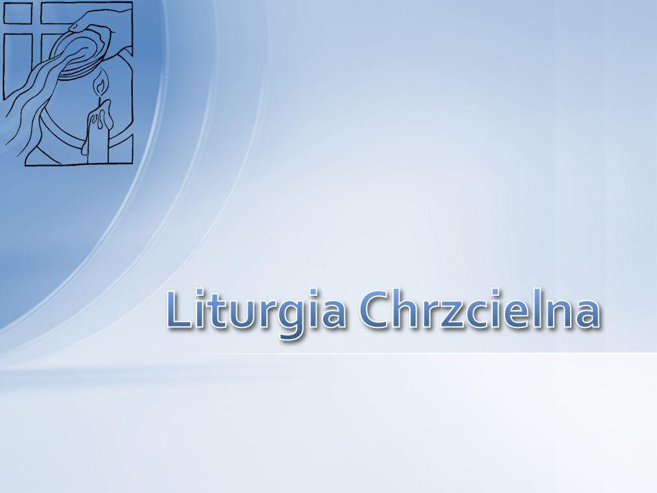 Liturgia Chrzcielna