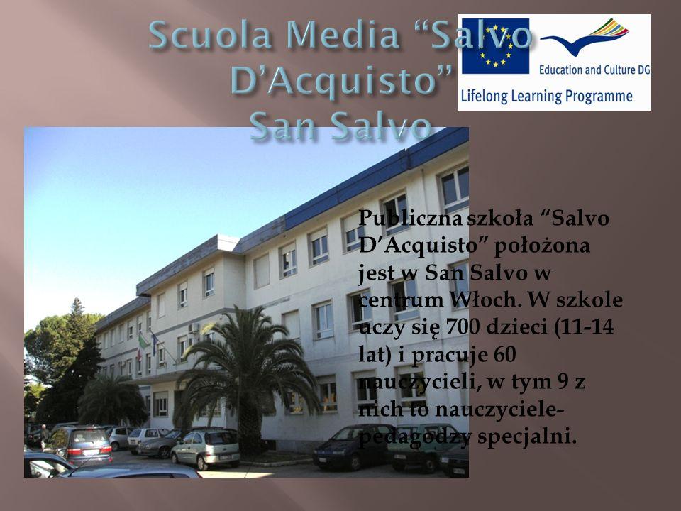 Scuola Media Salvo D'Acquisto San Salvo