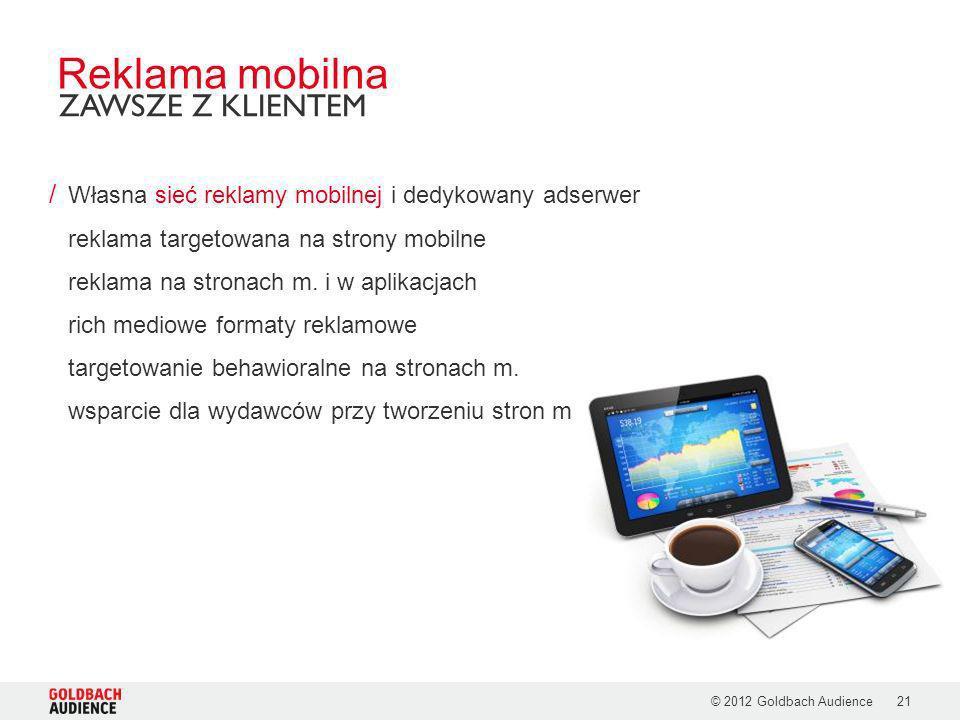 Reklama mobilna ZAWSZE Z KLIENTEM