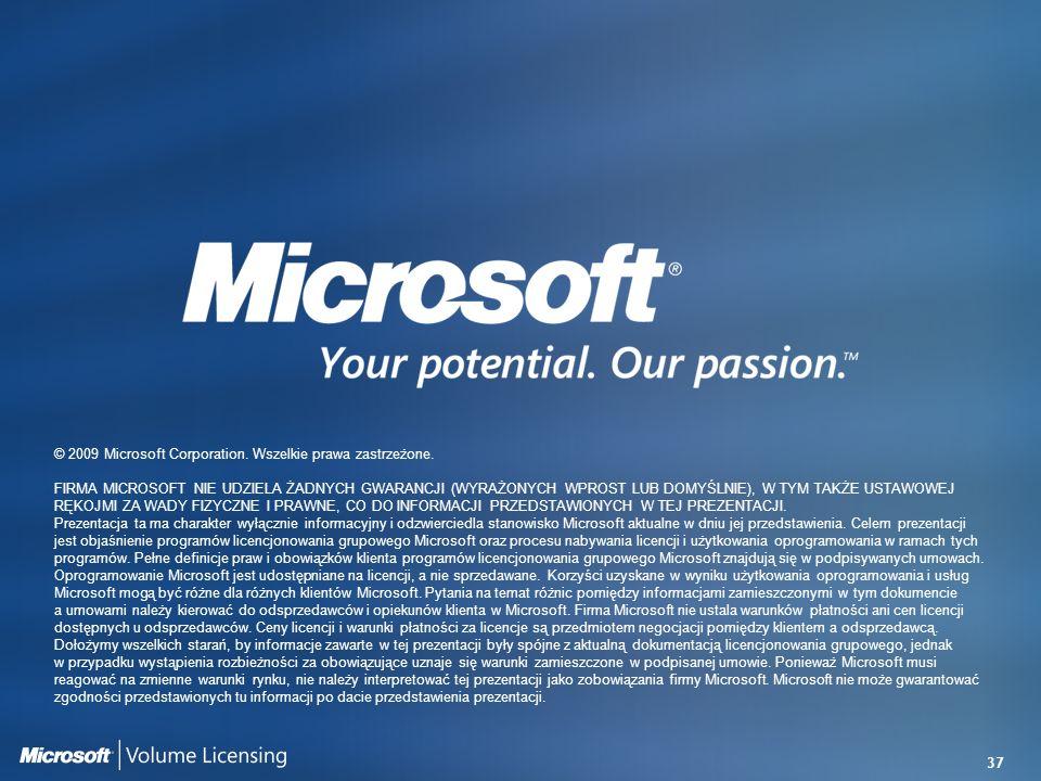 3/28/2017 4:49 AM© 2009 Microsoft Corporation. Wszelkie prawa zastrzeżone.