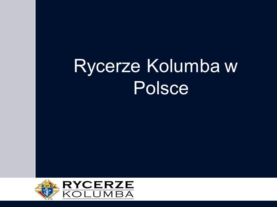 Rycerze Kolumba w Polsce