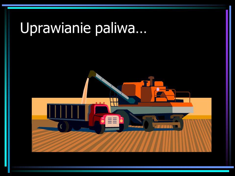 Uprawianie paliwa…