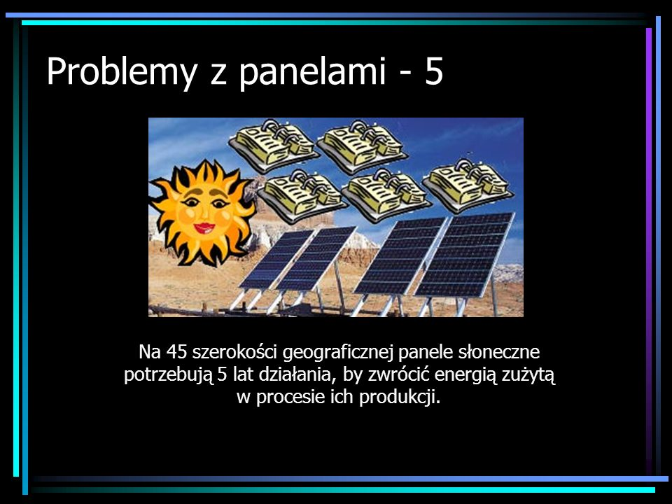 Problemy z panelami - 5