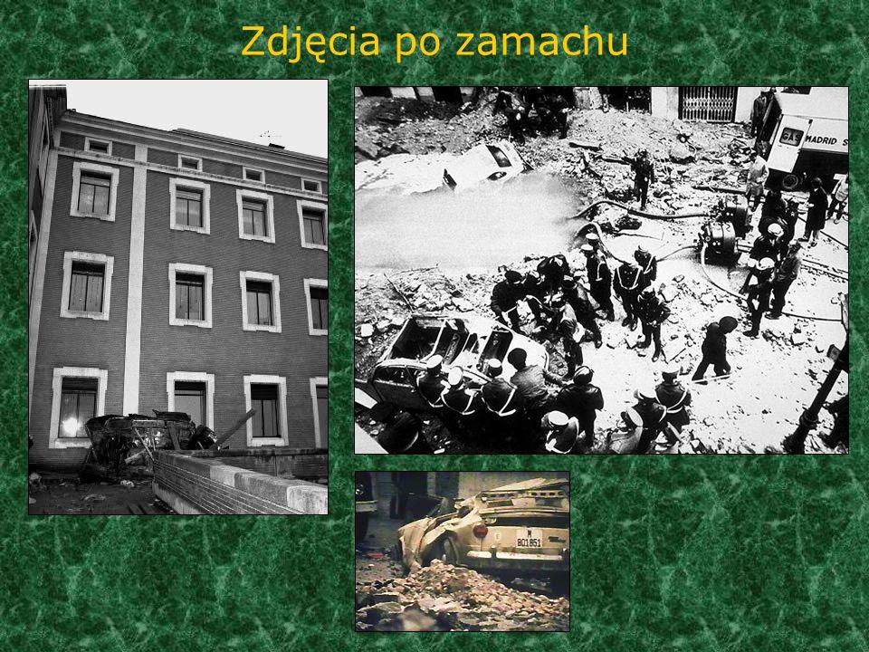 Zdjęcia po zamachu