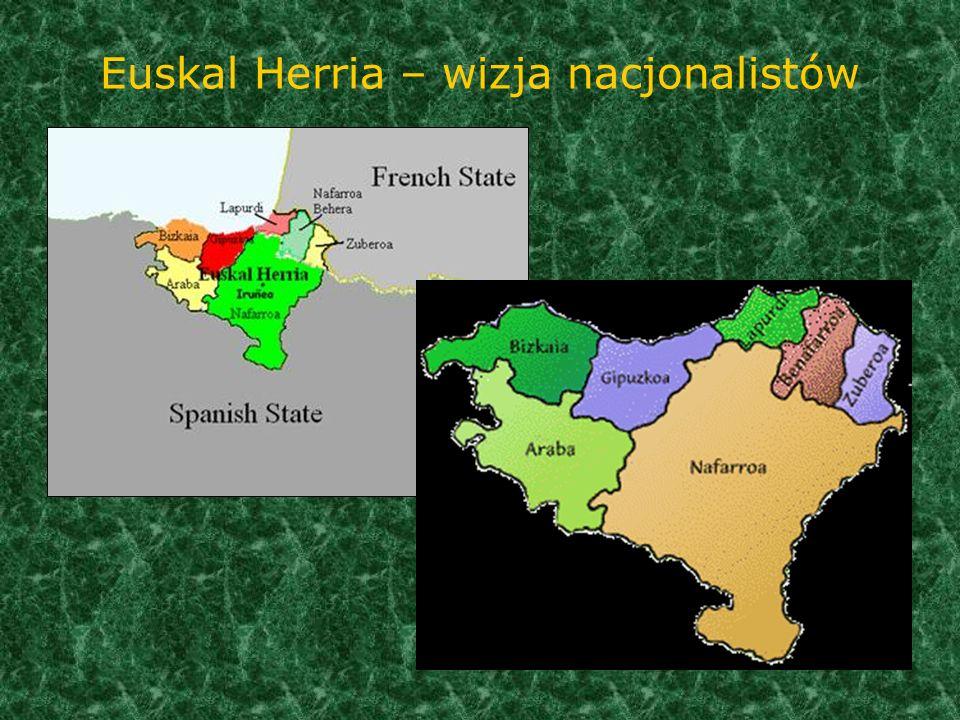 Euskal Herria – wizja nacjonalistów