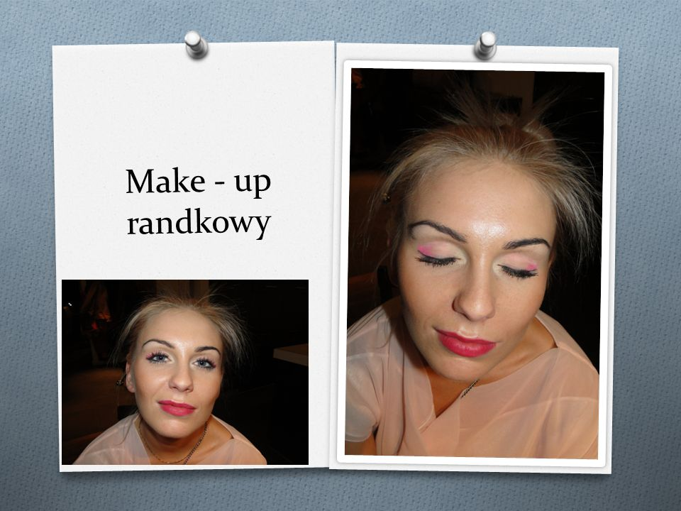 Make - up randkowy