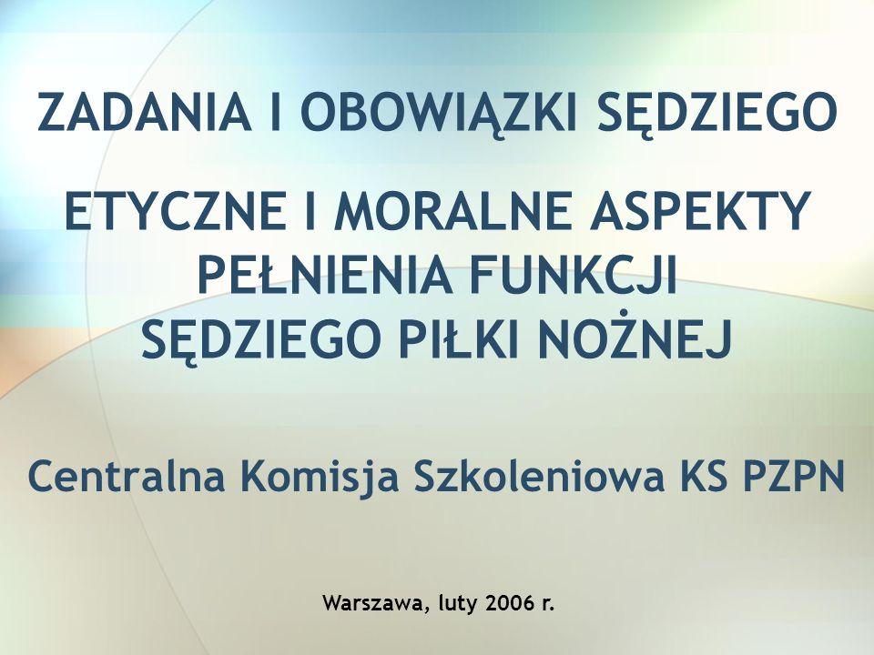 Centralna Komisja Szkoleniowa KS PZPN