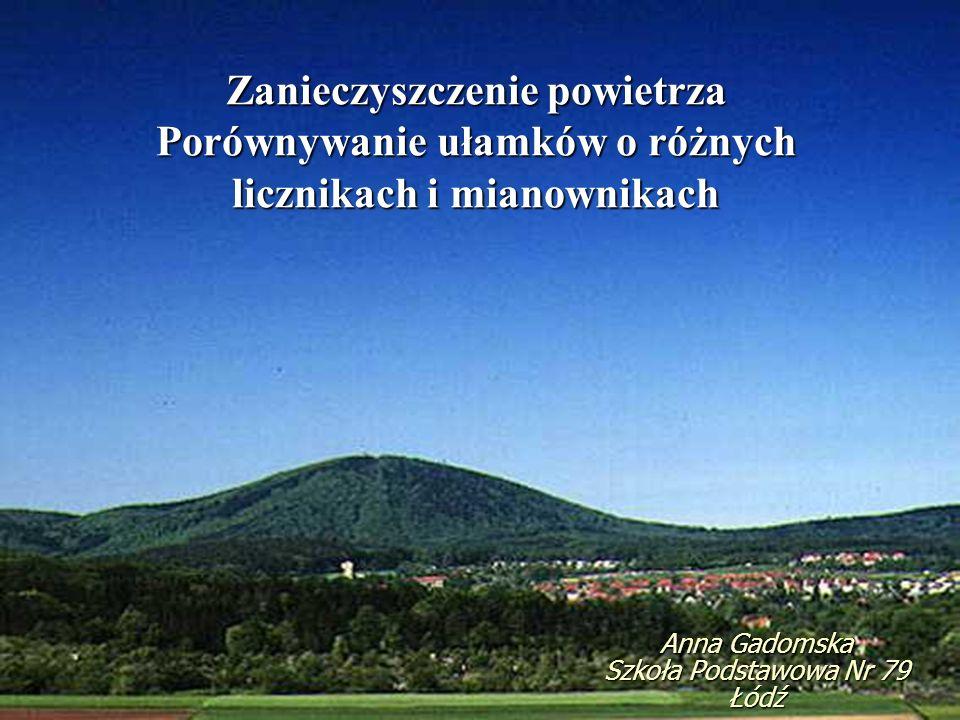 Anna Gadomska Szkoła Podstawowa Nr 79 Łódź