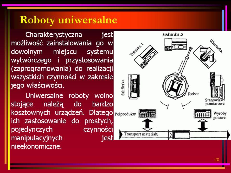 Roboty uniwersalne