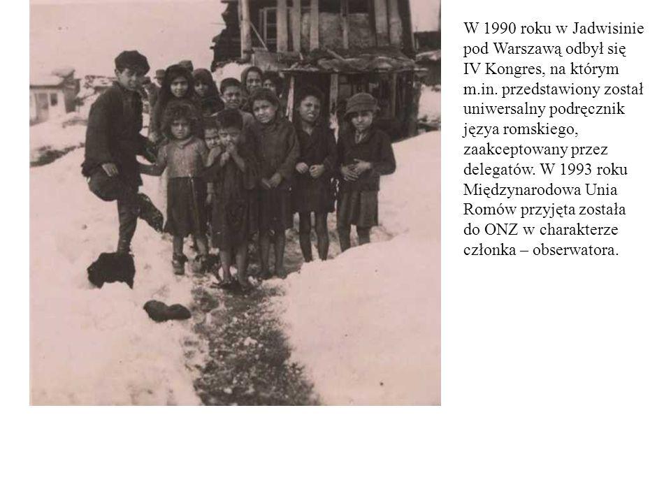 W 1990 roku w Jadwisinie pod Warszawą odbył się IV Kongres, na którym m.in.