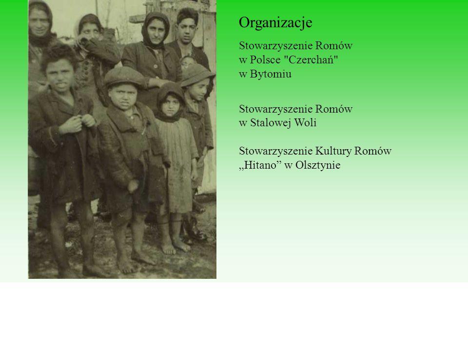 Organizacje Stowarzyszenie Romów w Polsce Czerchań w Bytomiu