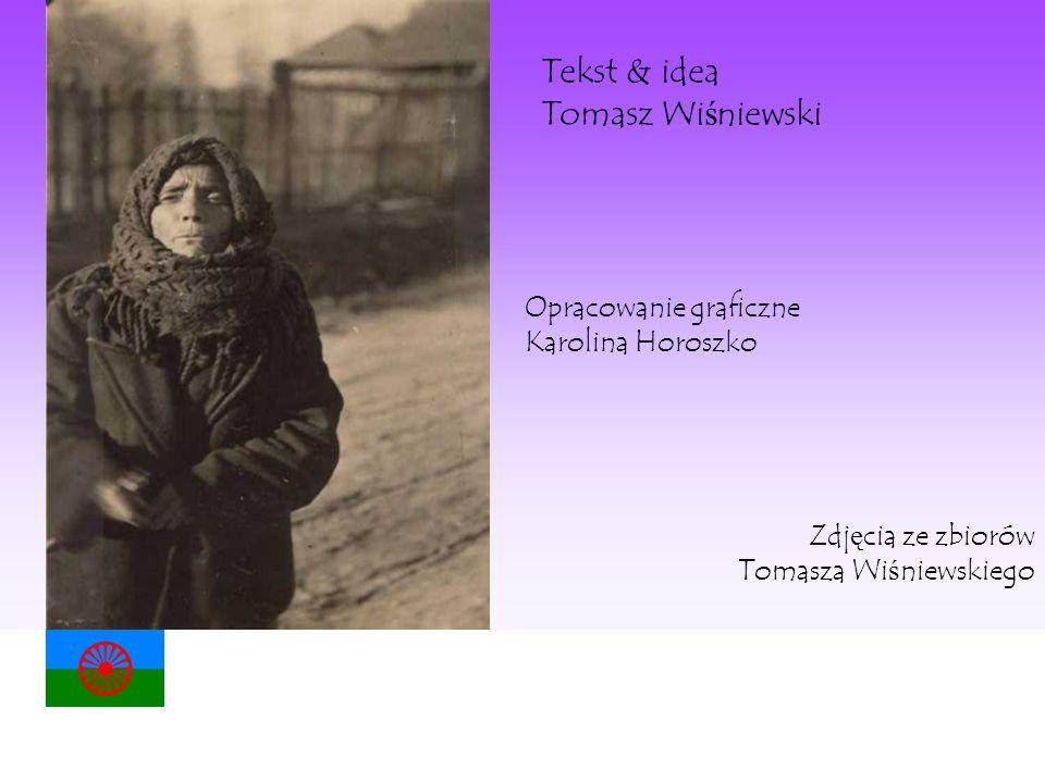 Tekst & idea Tomasz Wiśniewski
