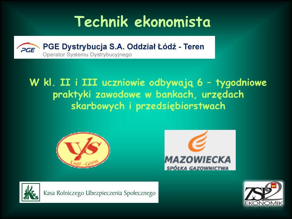 Technik ekonomistaW kl.