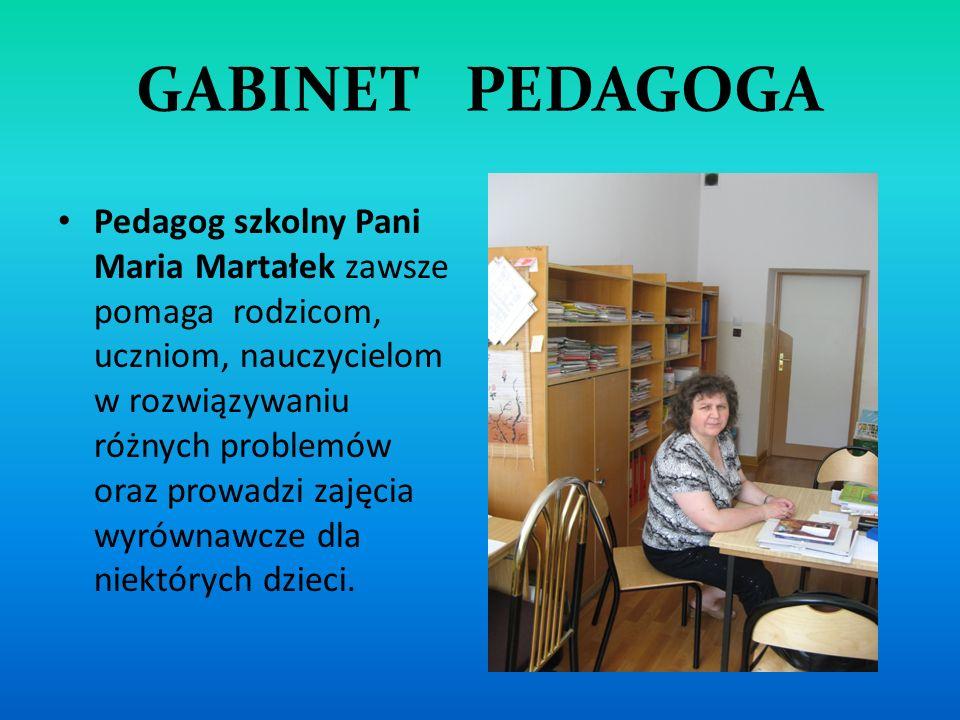 GABINET PEDAGOGA