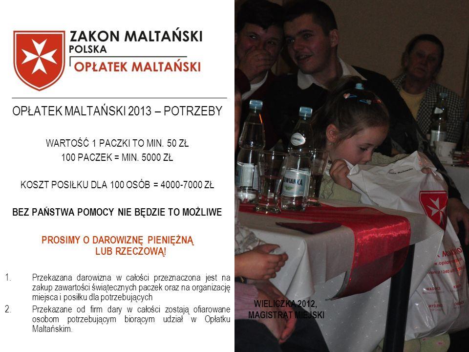 WIELICZKA 2012, MAGISTRAT MIEJSKI